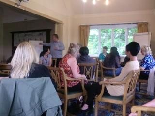 Psychic/Mediumship workshops